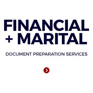 Financial + Marital Doc Prep