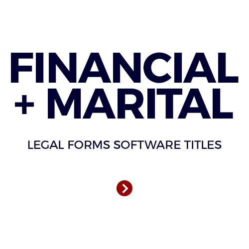 Financial + Marital Titles