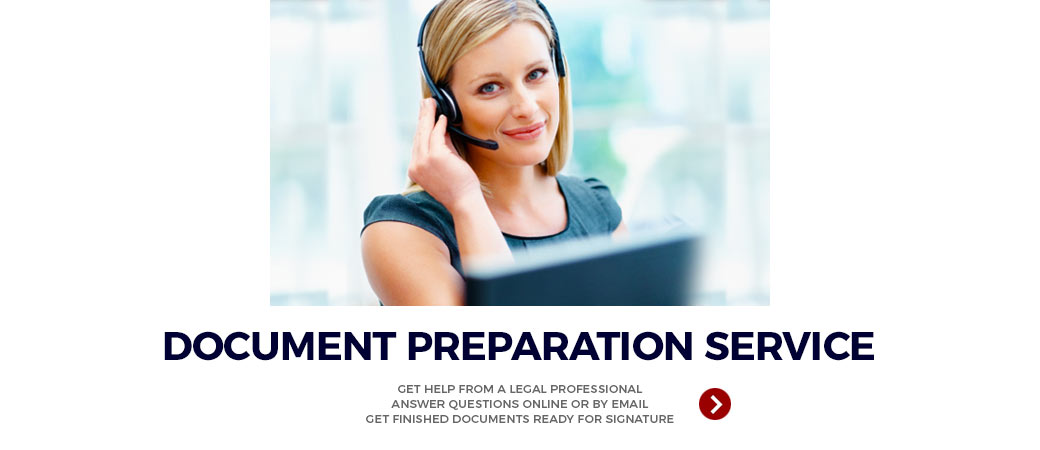 Document Preparation Services from Standard Legal