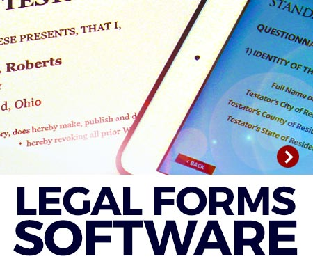 Legal Forms Software
