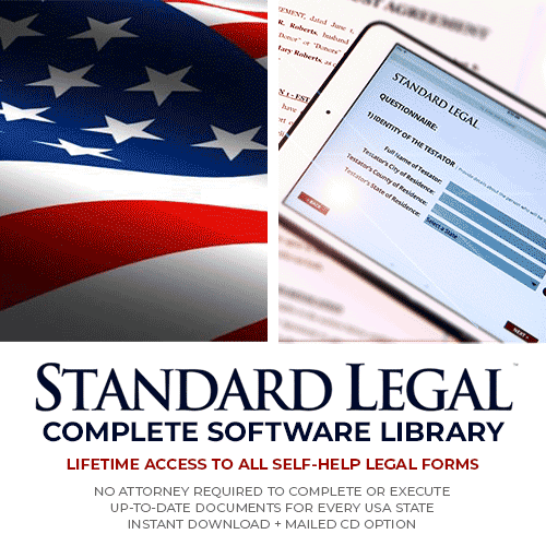 Standard Legal Complete Software Library